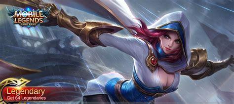 5 Tips Menggunakan Hero Natalia Di Mobile Legends, Pasti
