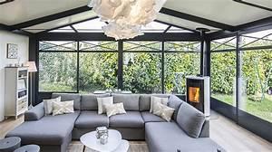 Prix Véranda 10m2 : veranda 10m2 interesting interesting la veranda aluminium ~ Premium-room.com Idées de Décoration