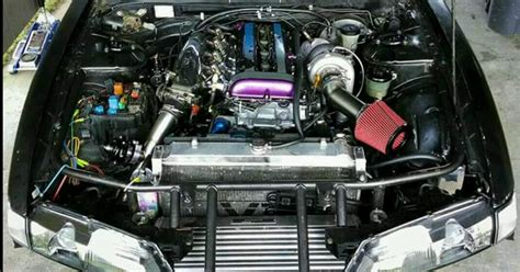 engine bay   upgrades