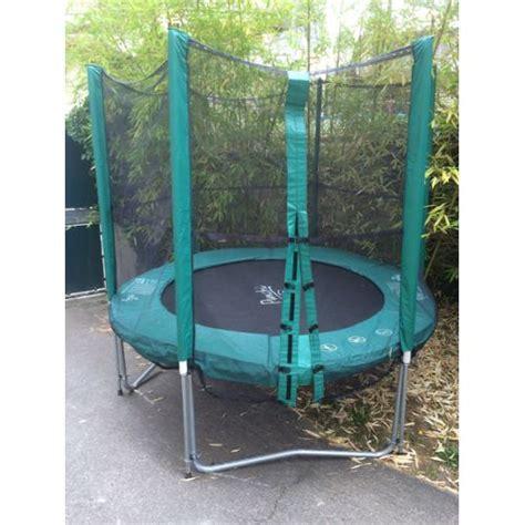 trampoline decathlon diametre  metres neuf  doccasion
