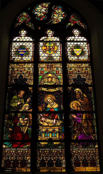 Stained Glass Church Catholic Iphone Wallpapers Windows
