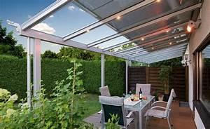 Stahlkonstruktion Terrasse Kosten : auswahl materialien terrassenuberdachung geeignete ~ Lizthompson.info Haus und Dekorationen