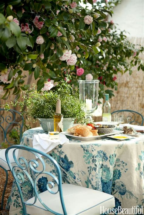 outdoor table ls for porches house beautiful dream gardens backyards and porches