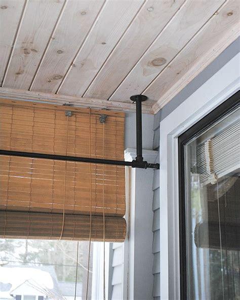 best 25 corner curtain rod ideas on corner