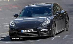Porsche Panamera Break : spied porsche panamera shooting brake on track image 478296 ~ Gottalentnigeria.com Avis de Voitures