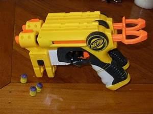 Nerf Gun Mods