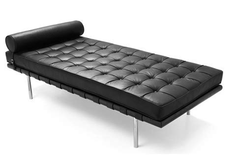 Barcelona Daybed, Chaise lounge chairs, Siedasi