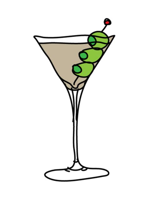 martini olive clipart b day party olive martini meylah