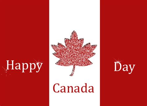 Canada Day Wish July Free Ecards