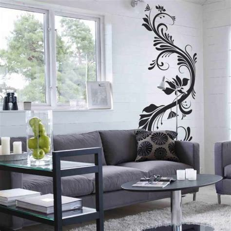 33 Wall Painting Designs To Make Your Living Room