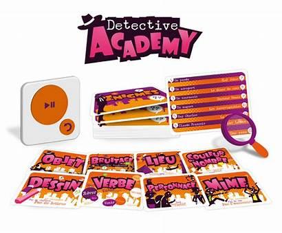 Detective Academy Jeux Lillojeux Avis Panier