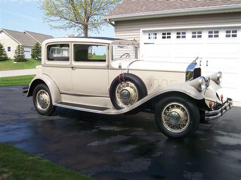 1937 Pierce-Arrow Model C Vintage Trailer