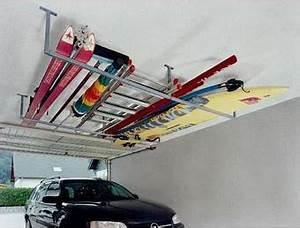 Rangement Suspendu Plafond Garage : amenagement et agencement garage am nager son garage lodus ~ Melissatoandfro.com Idées de Décoration