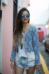 Fringe Jacket In San Juan. - Mia Mia Mine  Mia