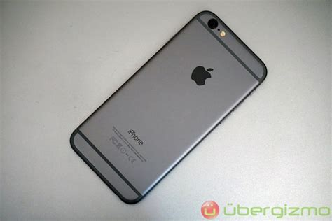 iphone 6 review iphone 6 review ubergizmo