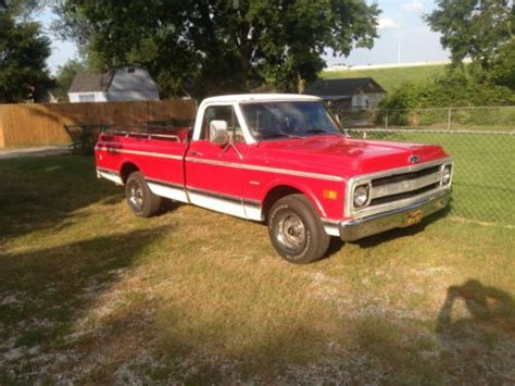Buy Used 1970 Chevrolet C10 In Antioch, Tennessee, United
