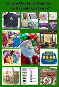 Join Ohayo Okasan's Holiday Giveaway! - Athena Tria