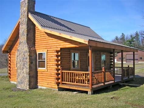 Small Log Cabin Designs by Small Log Cabins With Lofts Small Square Log Cabin With