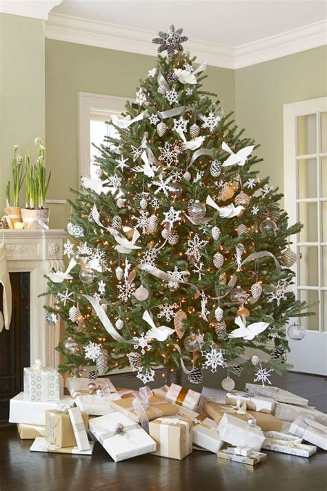 Ideas Decorating White Tree by 10 Tree Decorating Ideas Nelson