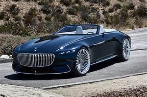 Mb Auto : vision mercedes maybach 6 cabriolet wows pebble beach crowd automobile magazine ~ Gottalentnigeria.com Avis de Voitures