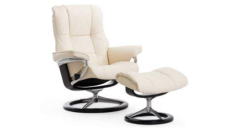 stressless pacific large ergonomic khaki leather
