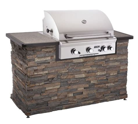 built in gas grills outdoor kitchen building and design