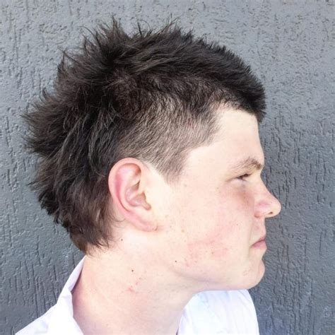 mullet haircut pictures haircuts models ideas
