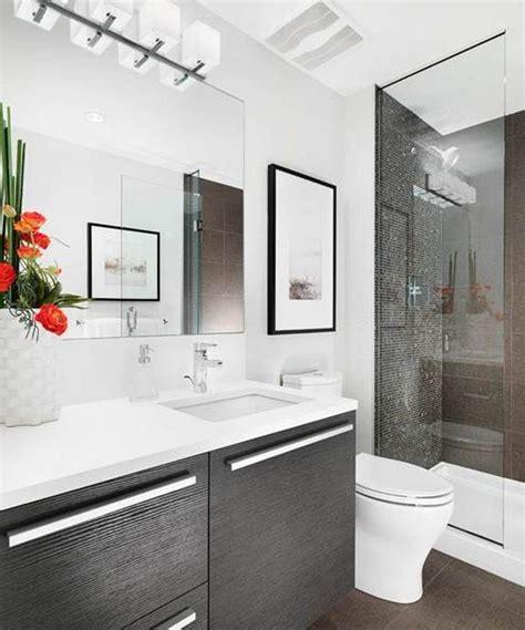 Modern Bathroom Designs Photo Gallery by Ideas For Small Modern Bathrooms Home Design Ideas