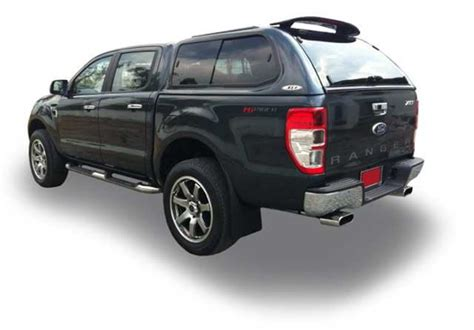 ford ranger 2012 accessoires