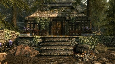 Stunning Images House Modifications by Riverwood Home Exterior House At Skyrim Nexus Mods