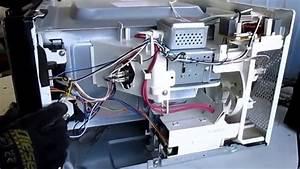 Reparacion De Un Microhondas Panasonic Modelo Nn