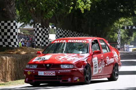 alfa romeo  ts btcc racefans