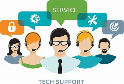 Support Service Customer Technology Clipart Technical Vector