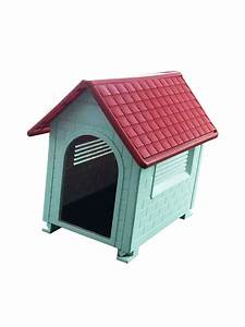 large waterproof outdoor indoor plastic pet puppy dog With plastic outdoor dog house