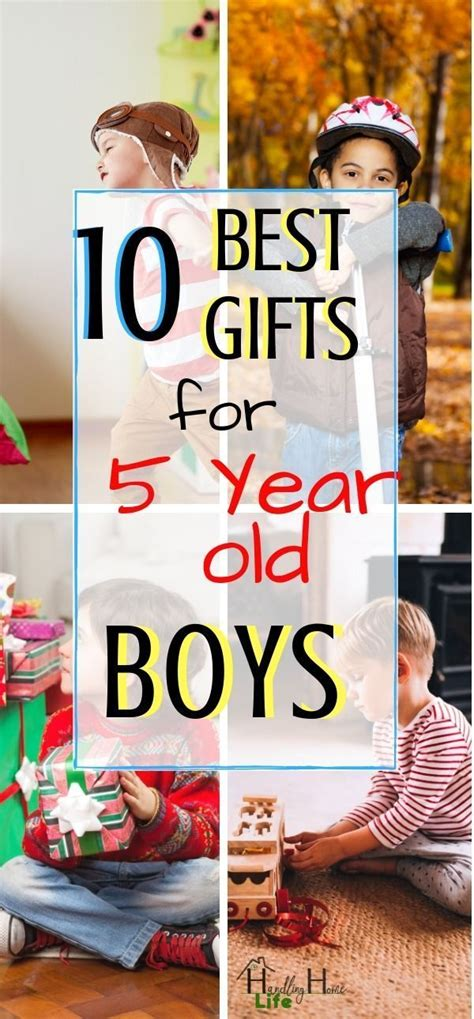 gift ideas   year  boys   great gift