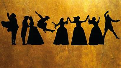 Hamilton Schuyler Sisters London Musical Pc Desktop