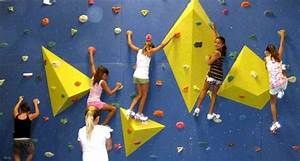 Indoor Rock Climbing Wall Options for a Jump Center ...