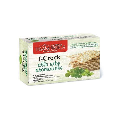 alimenti tisanoreica tisanoreica t creck crackers erbe aromatiche