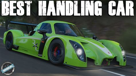 Best Handling Car In The Game? || 2016 Radical Rxc Turbo