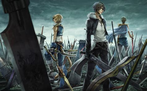 Permalink to Final Fantasy Hd Wallpaper For Pc