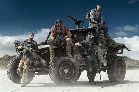 Tom Clancy's Ghost Recon Wildlands Wallpapers HD Full HD