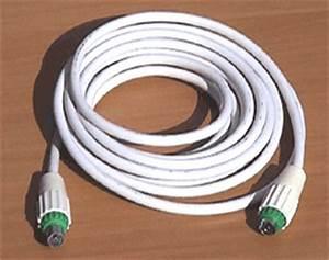 Branchement Cable Antenne Tv : raccord cable coaxial pas cher ~ Dailycaller-alerts.com Idées de Décoration