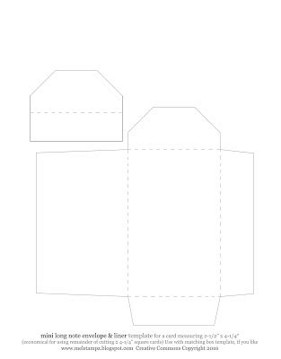 pocket fold envelopes mel stz 100 envelope templates and tutorials