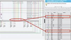 Stock Amplifier Bypass Schematic