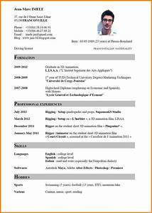 curriculum vitae english example pdf cashier resumes i With curriculum vitae pdf