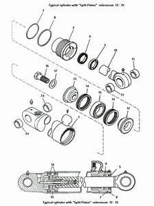 Case 580b Seal Kits Application Chart