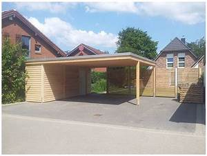 Haus Mit Doppelcarport : doppelcarport mit zwei seitenw nden garten pinterest ~ Articles-book.com Haus und Dekorationen