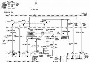 2003 Trailblazer Headlight Wiring Diagram