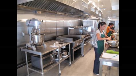 Modular Commercial Kitchen For Small Catering Needs  Youtube