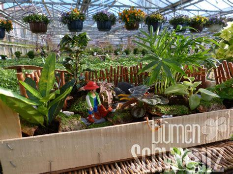 Pflanzen Für Miniaturgarten by Miniaturgarten Kurs F 252 R Kinder Blumen Schwarz